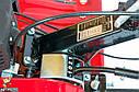 Мотоблок бензиновый WEIMA WM900M-3 NEW (3р шкив, сцеп на косилку), фото 6