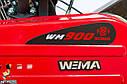 Мотоблок бензиновый WEIMA WM900M-3 NEW (3р шкив, сцеп на косилку), фото 8
