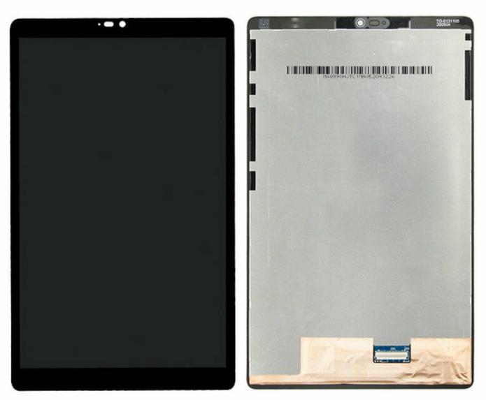 Дисплей (екран) для Lenovo Tab 3 TB3-730 з сенсором (тачскрін) чорний
