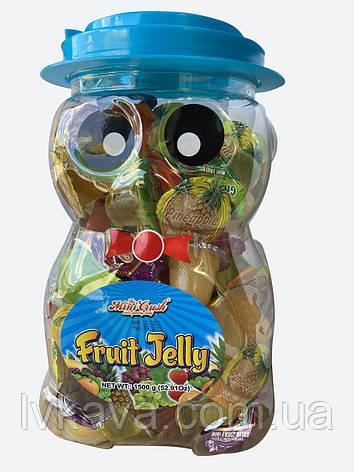 Фруктовое желе  Fruit Jelly  Медвежонок  Prestige , 100 шт, фото 2