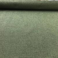 Брезент (парусина) огнеупорный, цвет темный хаки, ширина 87 см, фото 1