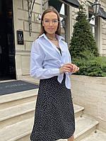 Жіночий комплект сукня і сорочка