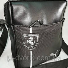 Спортивные барсетка PUMA сумка для через плечо Искусств кожа