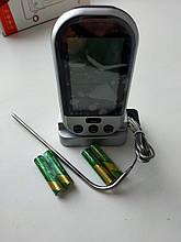 Термометр кулинарный для мяса со щупом T-808 цифровой термометр с выбором степени прожарки