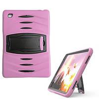 Чехол Heavy Duty Case для Apple iPad Mini 1 / 2 / 3 Pink