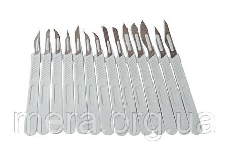 Скальпель хирургический Troge Tro-Microcision, фото 2