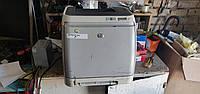 Цветной лазерный принтер HP COLOR LaserJet 1600 с картриджами № 21290401