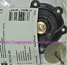 Кришка водної арматури ЧОРНА +6 шт. (ф.у, EU) Bosch-Junkers WR10P, WR10-2, WR11, арт. 8738714085, к. з. 0887/2