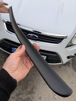 Лип спойлер(Сабля) на Ford B-Max (2012+)