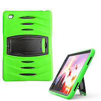 Чехол Heavy Duty Case для Apple iPad Mini 1 / 2 / 3 Green