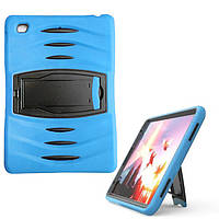Чехол Heavy Duty Case для Apple iPad Mini 1 / 2 / 3 Light Blue