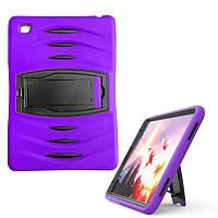 Чехол Heavy Duty Case для Apple iPad Mini 1 / 2 / 3 Purple