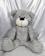 Мягкая игрушка медведь серый 160 см