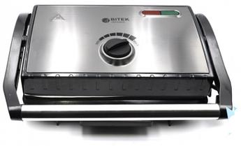 Электрический гриль прижимной контактный BITEK BT - 7407 1500 Вт