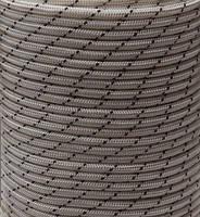 Статическая полиамидная веревка диаметром 6 мм (шнур 6мм)