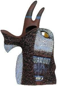 Статуэтка керамическая Рыба Рогач