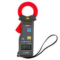 Токоизмерительные клещи UNI-T UTM 1251C (UT251C), для измерения токов утечки, AC, диаметр 30 мм