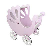 Детская коляска для кукол. Игрушечная коляска для детей. Подарок для ребенка