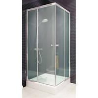Душевая кабина Koller Pool Grape NC 80 80x80 низкий поддон, матовое стекло, Австрия