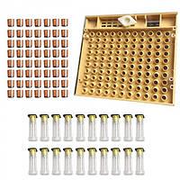 Система для виведення бджолиних маток Nicot на 110 осередків