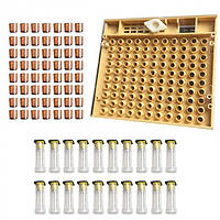 Система для вывода пчелиных маток Nicot на 110 ячеек