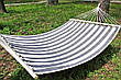 Удобный гамак с ровной перекладиной,150 х 200, фото 4