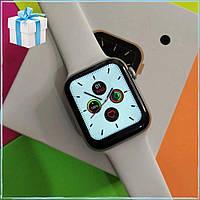 Смарт часы Умный фитнес трекер W26 Белые - браслет спортивные мужские женские для детей Smart Watch W 26