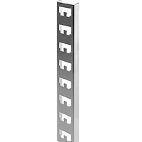 600мм. Стойка К1151. Профиль быстрой фиксации для стеллажей, цинк, сталь 2,0 [CLW10-GEM-SK-600]