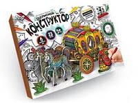 Конструктор 3D розписний Золушка Рос Danko Toys