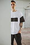 Комплект 'FreeDom' белый с черным, фото 9