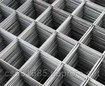 Ø 3мм, ячейка 50х50мм, лист 2000х380мм (0,76м2). Сварная сетка кладочная ВР1