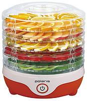 Сушарка для овочів і фруктів 300 Вт Polaris PFD 0305