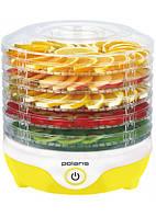 Сушарка для фруктів і овочів 300Вт Polaris PFD 2405D