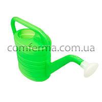 Лійка для кімнатних рослин пластикова 2,5 л