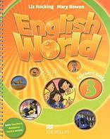 English World 3 Teacher's Book (книга для учителя)
