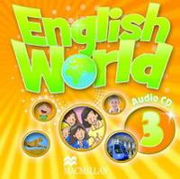 English World 3 Audio CDs (аудио-диски к курсу)