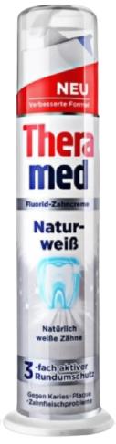 Зубная паста Theramed Natur-weiss (100мл.)