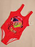 Купальник для подростков FUBA 2045 Лайк розовый(В НАЛИЧИИ ТОЛЬКО  34 36 38 40 42  размеры), фото 2