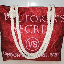 Женская сумка VICTORIA'S SECRET литературная сумка простая дикая пляжная сделанный вУкраине