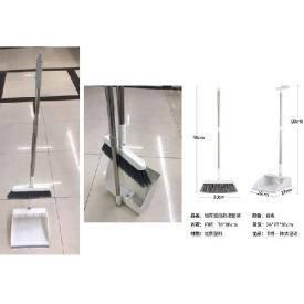 Набір для прибирання (мітла 88*30см,совок 90*26см), фото 2