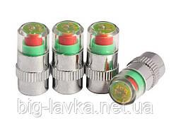 Tire Caps-1031 Комплект датчиков давления в шинах 4 шт.