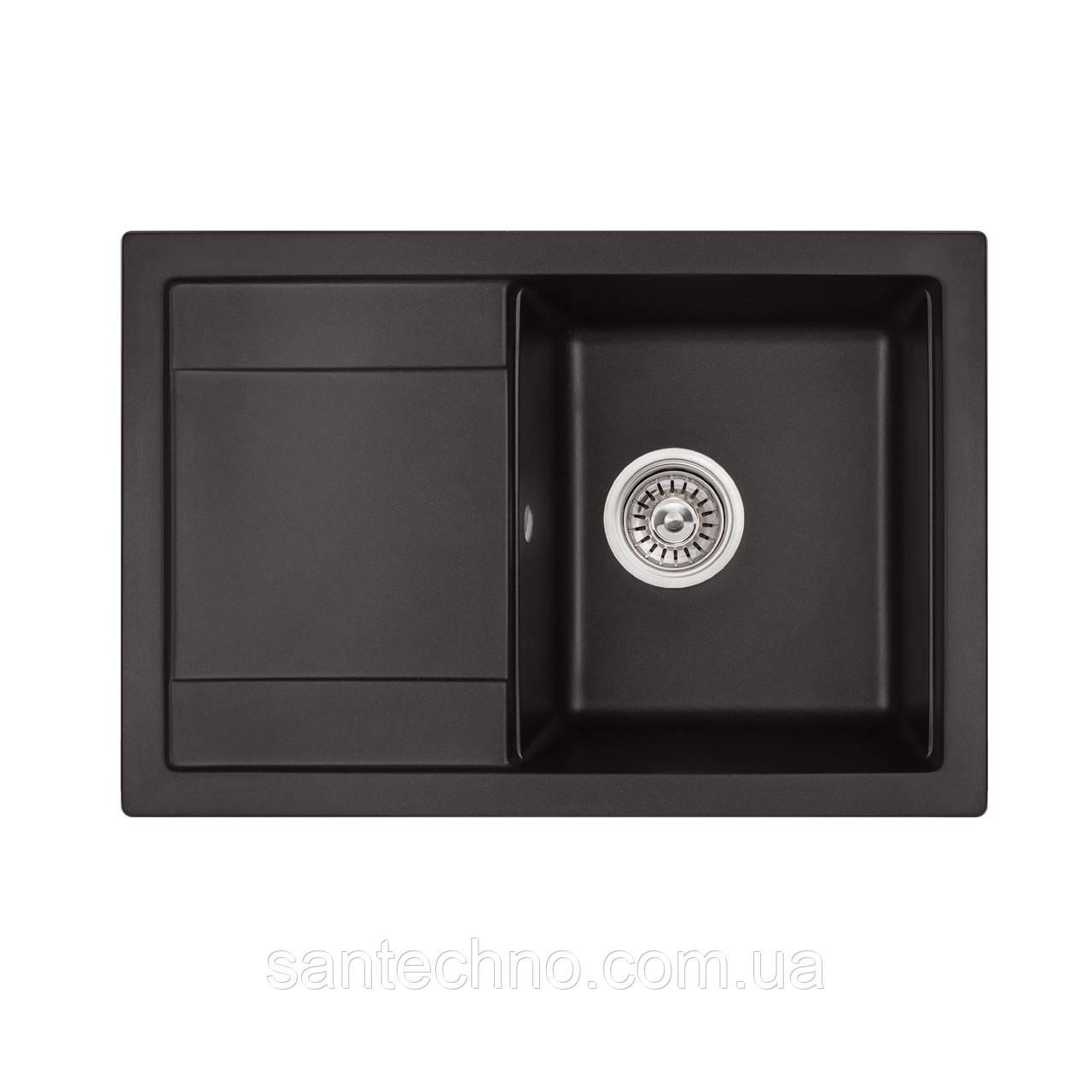 Кухонна мийка Qtap CS 7449 COF (QT7449COF551)