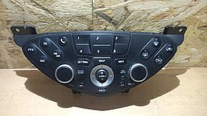 Блок управения климатом и аудио системой 28395AV611 999142 Primera P12 NISSAN