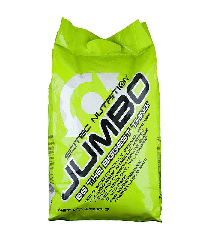 Гейнер Scitec Jumbo, 8.8 кг Шоколад
