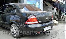 Фаркоп Nissan Almera Classic 2006- (Ніссан Альмера Класік), фото 2