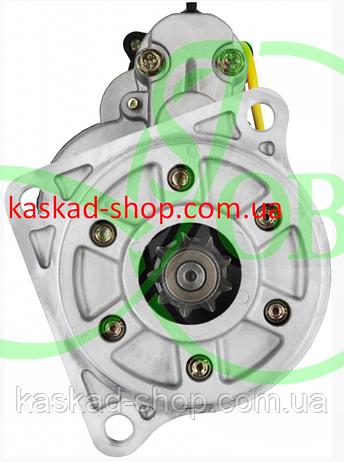 Стартер редукторний 12в 3,2 кВт Fiat Iveco Laverda, фото 2