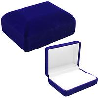 Коробочка для обручальных колец ''Классика'' синий