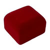 Коробка для бижутерии классика 3 красный