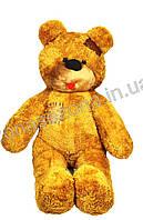 """Плюшевый медведь """"Smile"""" коричневый 160 см"""