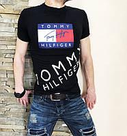 Футболка Tommy Hilfiger black